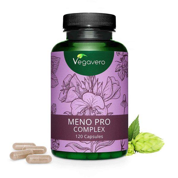 Suplemento Menopausia Vegavero